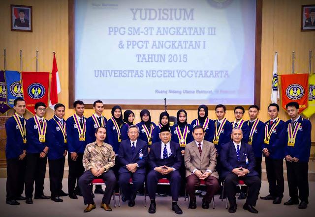 Yudisium UNY