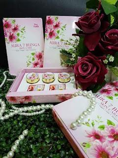 Aura 7 bunga skincare