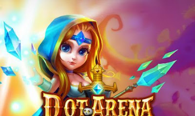 How To Get Free Diamond in Dot Arena Android Game