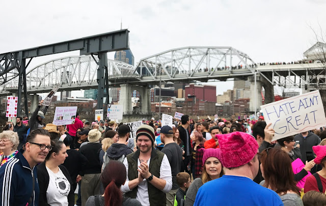 Nashville Womens March