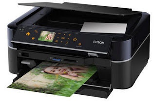 multifunction incorporates audio execution as well as moving-picture exhibit direction Epson Artisan 635 Drivers Download