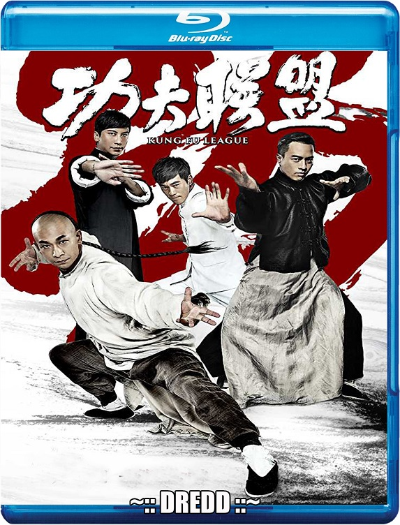 Kung Fu League 2018 Daul Audio 720p BRRip HEVC x265