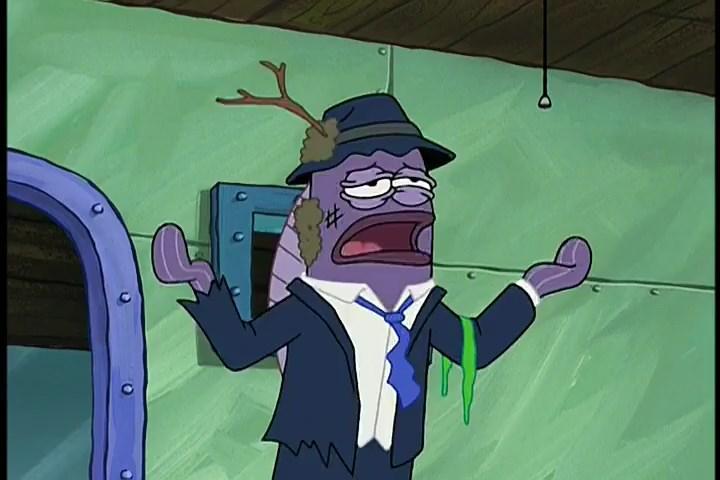 SpongeBob Season 3 Episode 4A - Nasty Patty SD 480p Dub Indo