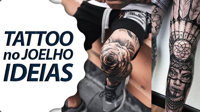 354c6562344e72 Macho Moda - Blog de Moda Masculina: TATUAGEM NO JOELHO: 19 Ideias ...