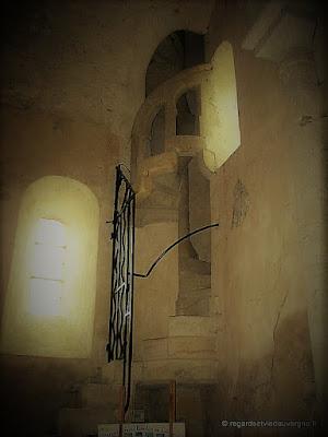Eglise saint Médulphe de saint Myon.