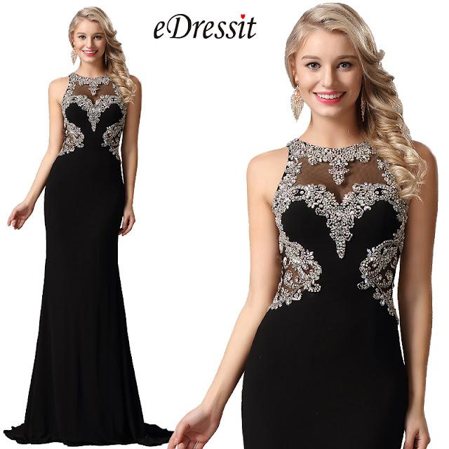 robe soiree glamour chic belles robes. Black Bedroom Furniture Sets. Home Design Ideas