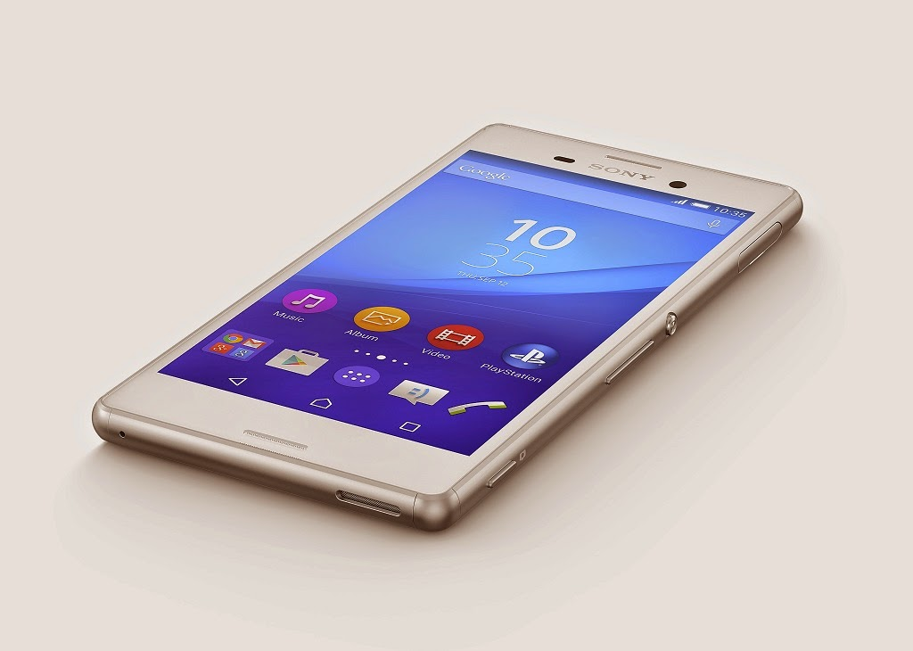 Sony Xperia M4 Aqua Announced: 5-inch, 64-bit Octa-core, LTE, Waterproof