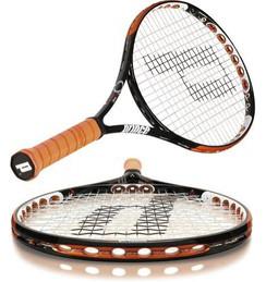 O senhor Head se uniu a PRINCE com o objetivo de desenvolver uma raquete  melhor b4cc4b33efe91