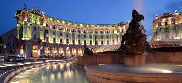 Comparador de hotéis em Roma e na Itália