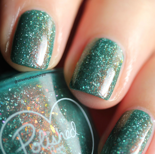Polished for Days Dancer Harlow & Co.
