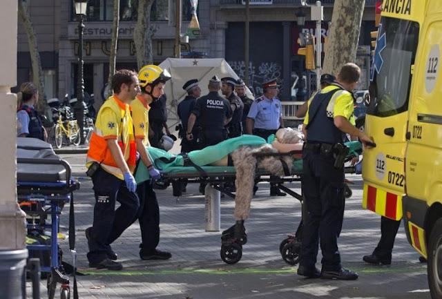 Βαρκελώνη, Καμπρίλς, Τούρκου, η ισλαμική τρομοκρατία δείχνει τα δόντια της…