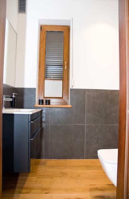 bardzo mała łazienka pomysły na design