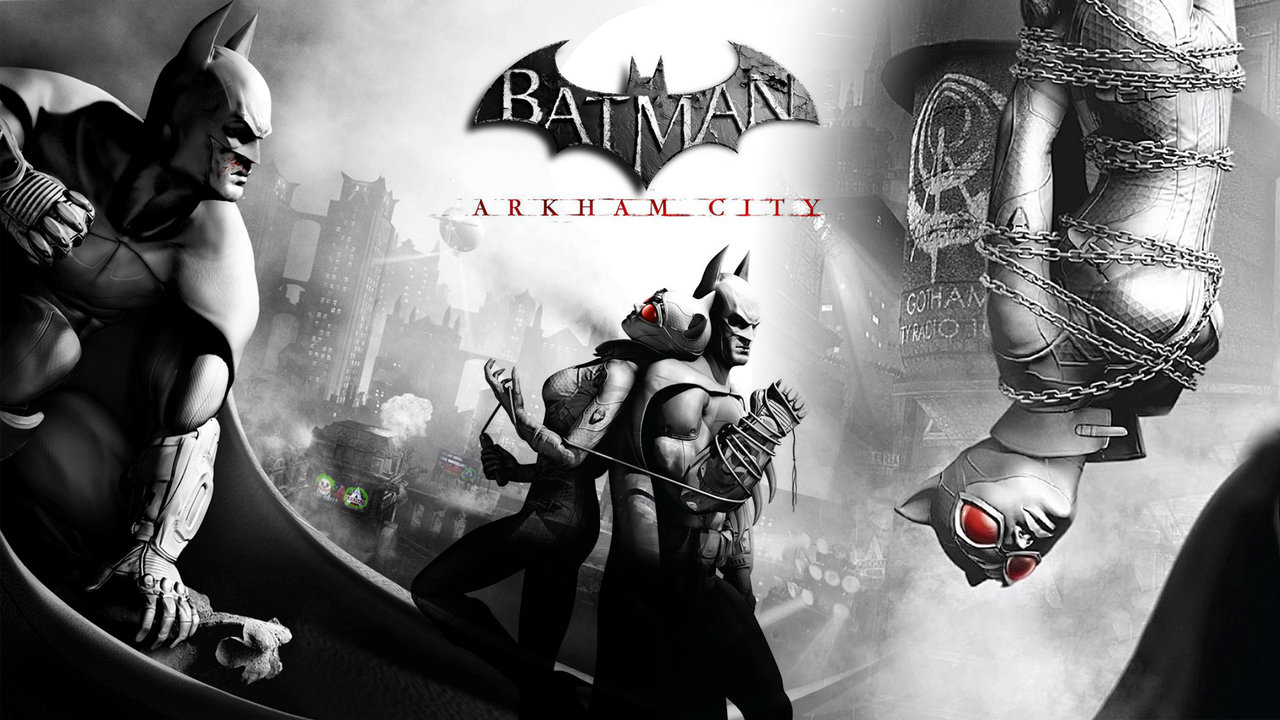 Tetas Selvagens: BATMAN ARKHAM CITY - PS3