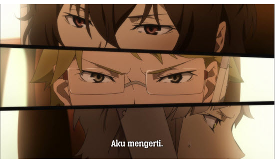 Download Anime Bungou Stray Dogs Episode 7 Subtitle Indonesia