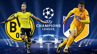 Borussia Dortmund vs APOEL live stream 1.11.2017 UEFA Champions League