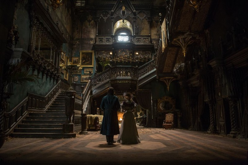 Places Of Fancy Where Is Allerdale Hall In Crimson Peak