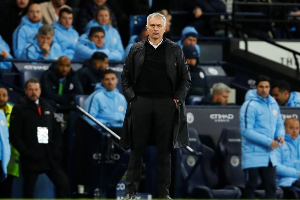 Jose Mourinho Blames Man United's Juventus Exertions For Derby Loss