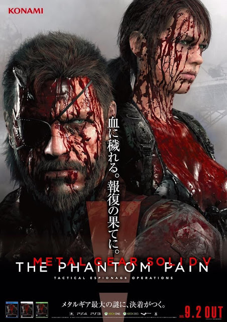 METAL GEAR SOLID 5: The Phantom Pain PC Full Español