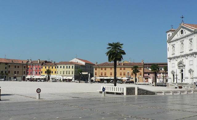 Plazza Grande - Palmanova