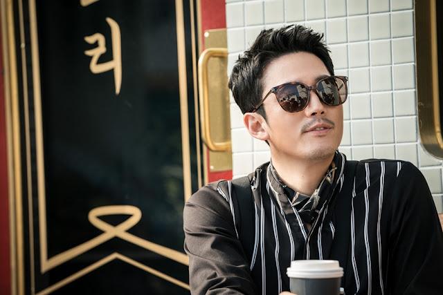 First Impressions K-Drama Wok of Love Jang Hyuk