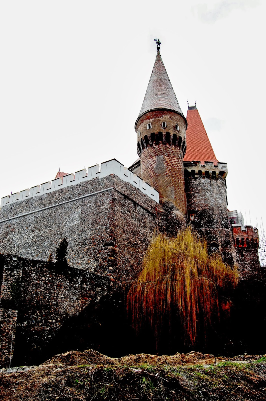 Corvin Castle; Hunedoara, Romania