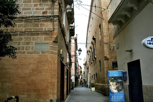 vicoli, centro storico, Taranto, vie, palazzi