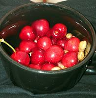 Cirera, la dalia de maspujols, la dàlia de maspujols, alimentació saludable