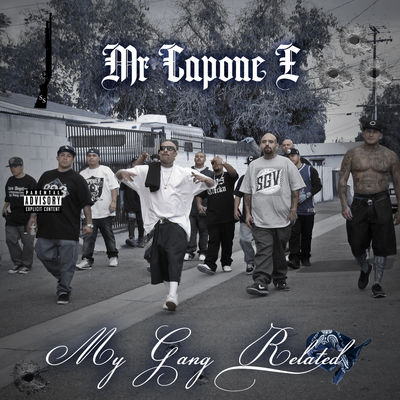 Mr. Capone-E - My Gang Related - Album Download, Itunes Cover, Official Cover, Album CD Cover Art, Tracklist
