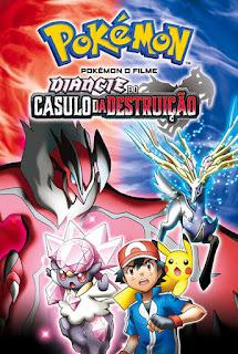 Pokémon O Filme: Diancie e o Casulo da Destruição - BDRip Dual Áudio