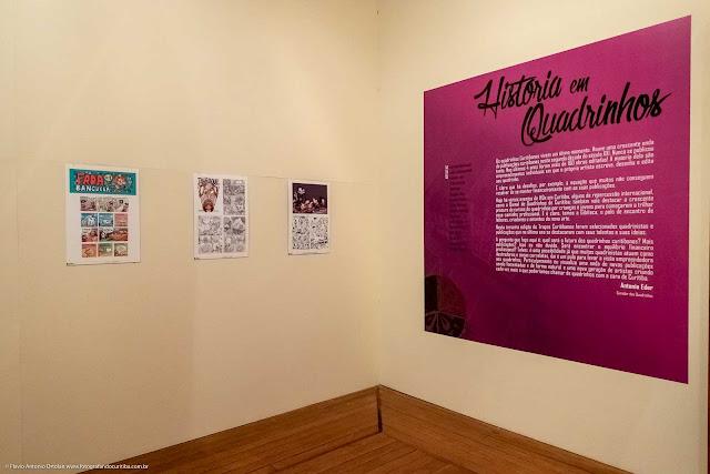 """Abertura da terceira edição da amostra """"Traços Curitibanos"""""""