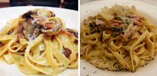 Recipes to Make Italian style Fettucini Carbonara