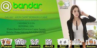 Panduan Cara Bermain Judi Sakong Online QBandar - www.Sakong2018.com