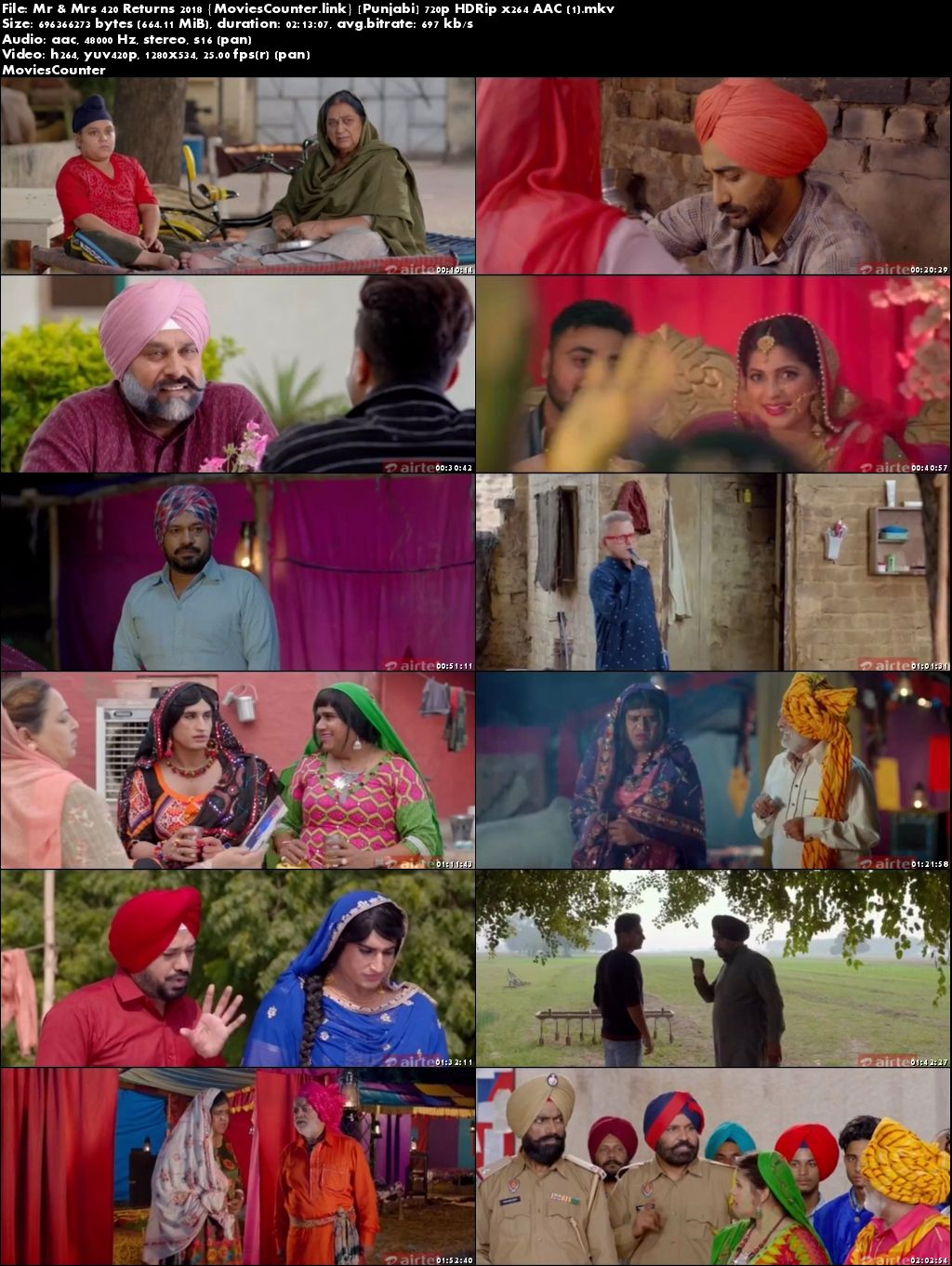 Family 420 2018 : family, Returns, Movie, Download, VILLAGER, MOVIES