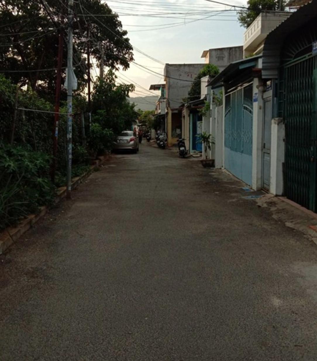 Đất mặt tiền hẻm ô tô bán, đường Võ Thị Sáu