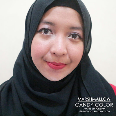 Candy Color Matte Lip Cream