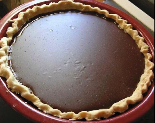 PIE CHOCOLATE DE LA ABUELITA