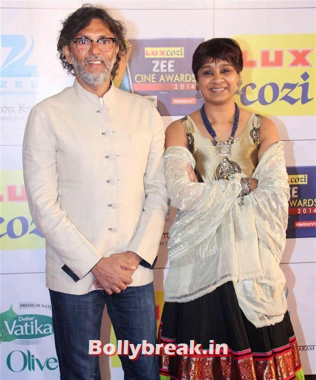 Zee Cine Awards 2014, Zee Cine Awards 2014 Red Carpet Pics
