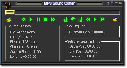 تحميل برنامج تقطيع النغمات كامل mp3 cutter 2017