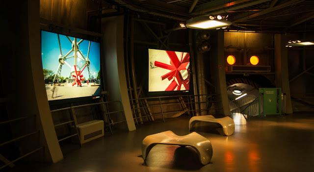 Visitar Atomium