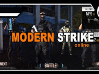 Modern Strike Online Apk v0.11 Mod (Unlimited Ammo) Terbaru 2016