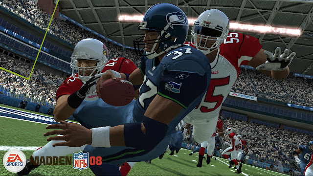 Madden NFL 08 PC Full Version Screenshot 2