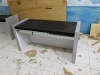 furniture kantor semarang - meja kantor silver 02