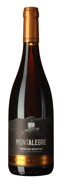 Mont'Alegre Vinhas Velhas Branco Tinto 2015