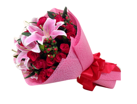 hoa sinh nhật con gái: lily