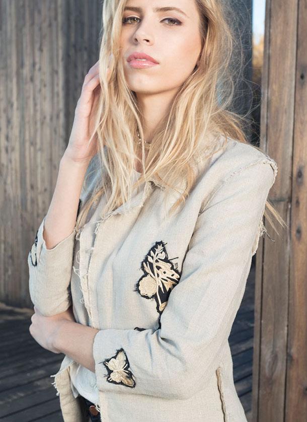 Moda mujer verano 2018 ropa de mujer Julien.