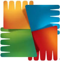AVG PC TuneUp logo,  icon- Clean, Optimize And Speed Up Your PC