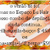 SALÃO DE BELEZA, ESPAÇO LU HAIR ESTÁ COM UMA SUPER PROMOÇÃO, CONFIRA!