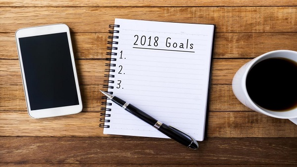 Five Health Goals For The New Year