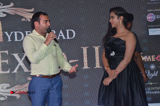Manasa Himavarsha Pictures at The Great Hydrerabad Life Style EXPO II ~ Celebs Next