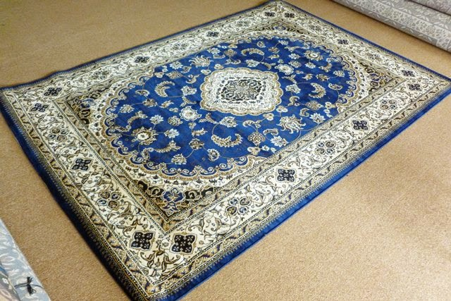 Karpet Permadani Turki Ruang Tamu